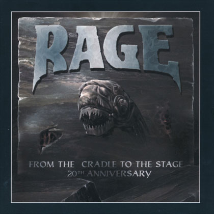 From The Cradle To The Stage - RAGE